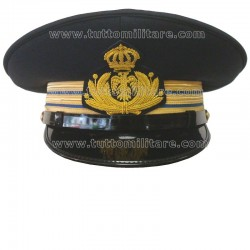 Berretto Capitano Regia Aeronautica RAI