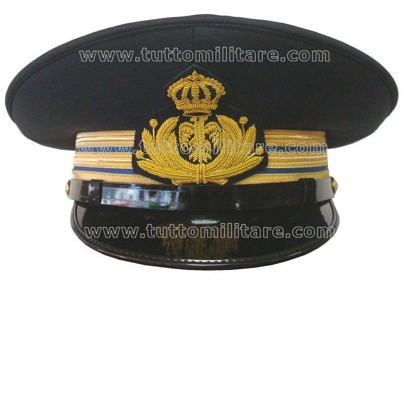 Berretto Capitano Regia Aeronautica RAI ba1bee0994e1