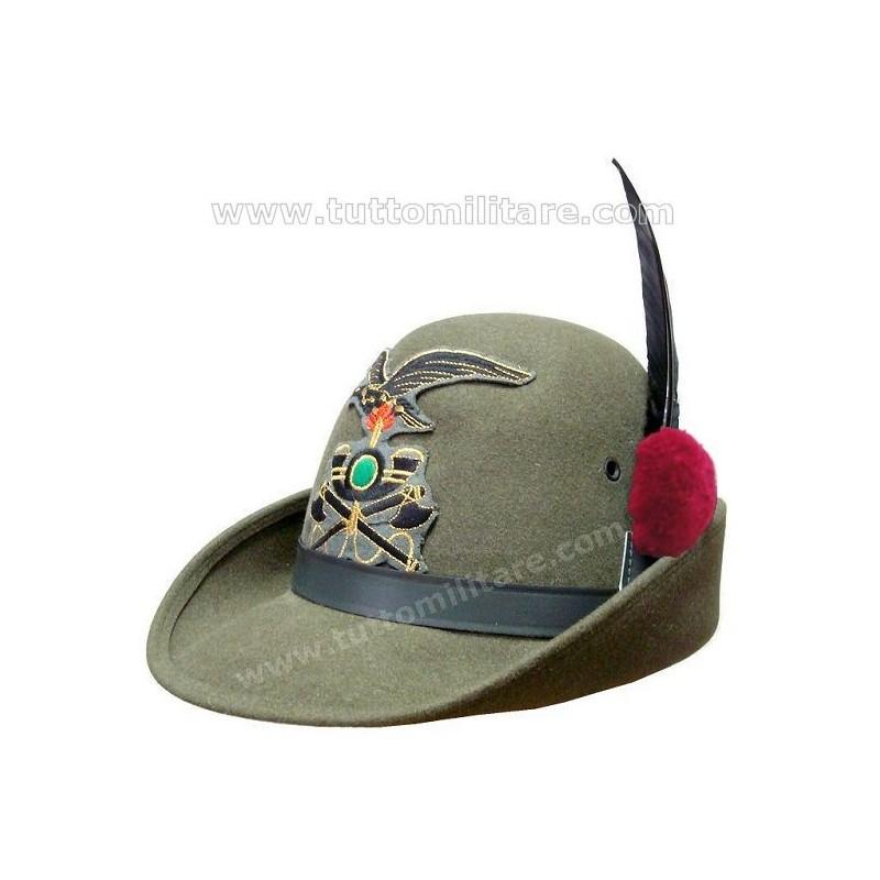 Cappello Alpino Genio Guastatori Alpini Congedante 4690b92abe1c