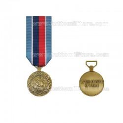 Medaglia UNMIH Haiti ONU
