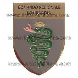 Scudetto Comando Regionale Lombardia GdF