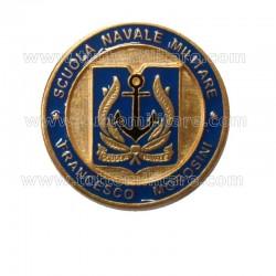 Distintivo Metallo Scuola Navale Militare Morosini