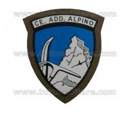 Scudetto Centro Addestramento Alpino