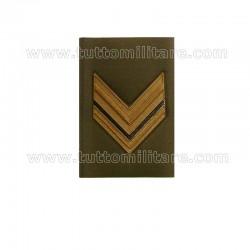 Tubolarino Sergente Esercito