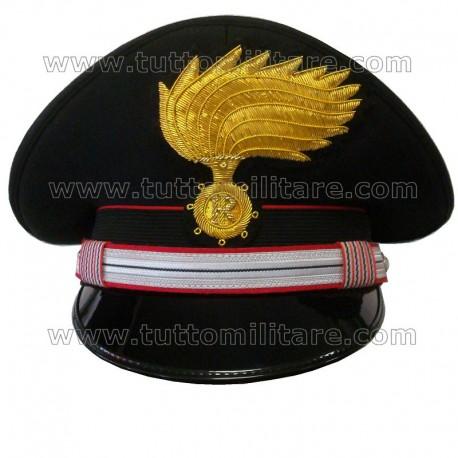 Berretto Luogotenente Arma Carabinieri