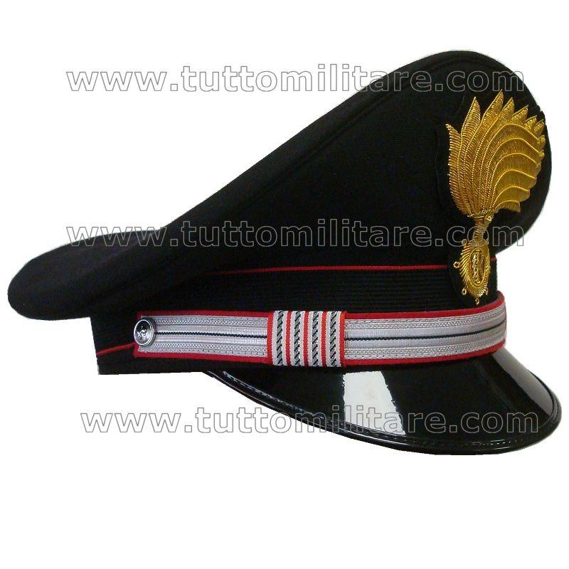 Berretto Luogotenente Arma Carabinieri b4bcb2edc625