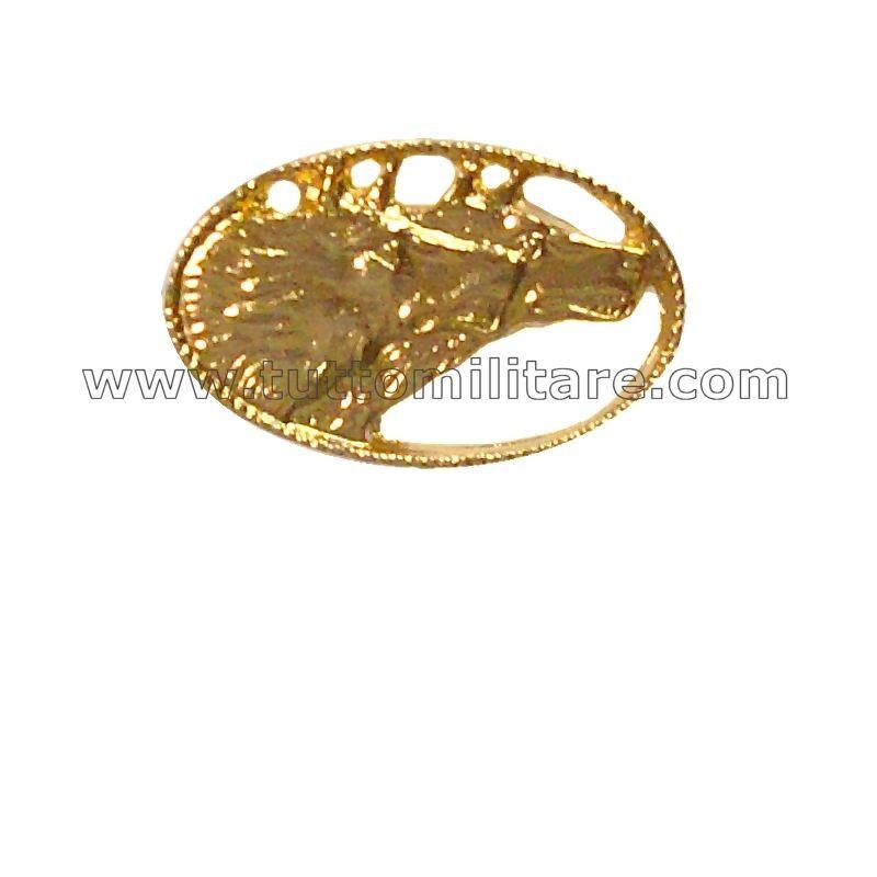 distintivo  reggimento lupi di toscana