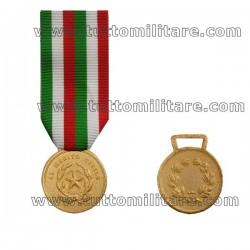 Medaglia Merito Civile Oro