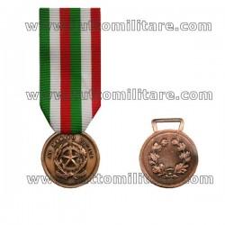 Medaglia Merito Civile Bronzo