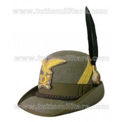 Cappello Alpino Ufficiale Inferiore Artiglieria Alpina