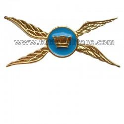 Distintivo Metallo Pilota di Elicottero