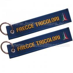 Portachiavi Ricamato Frecce Tricolori