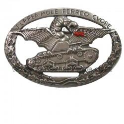 Distintivo Metallo Ferrea Mole Ferreo Cuore
