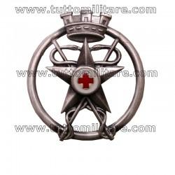 Fregio Basco Ufficiale Medico Esercito