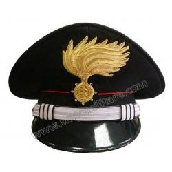 Berretto Capitano Arma Carabinieri