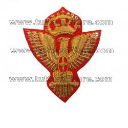 Fregio Regio Esercito Generale di Corpo d'Armata