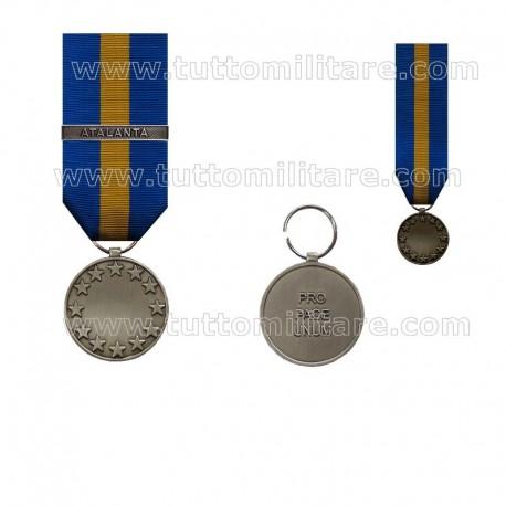 Medaglia Atalanta European Union Naval Force