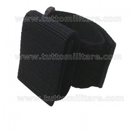 Portaguanti Cordura Blu Scuro Velcro