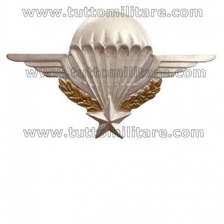 Brevetto Metallo Paracadutisti Francese