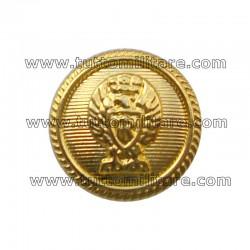 Bottoni Metallo Dorato Polizia di Stato per Camicia Atlantica