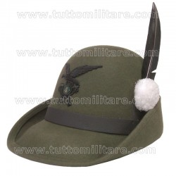 Cappello Truppa 4° Alpini Battaglione Mondovì