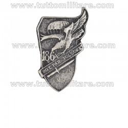 Distintivo 186° Reggimento Paracadutisti Folgore