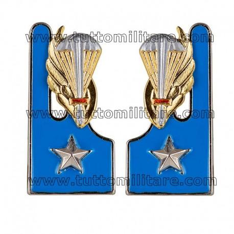 Mostrine Paracadutisti 185° RAO Acquisitori Obiettivi