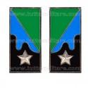 Mostrine Battaglione Logistico Alpini