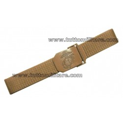 Cintura in Nylon con Fibbia US Marines