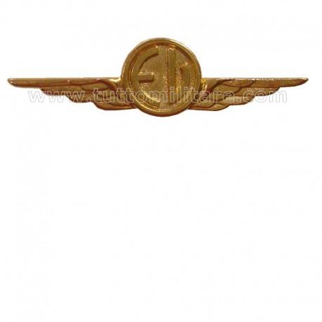 Distintivo Categoria Equipaggi Volo Aeronautica