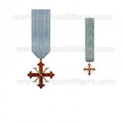 Medaglia Cavaliere d'Ufficio Ordine Costantiniano di San Giorgio