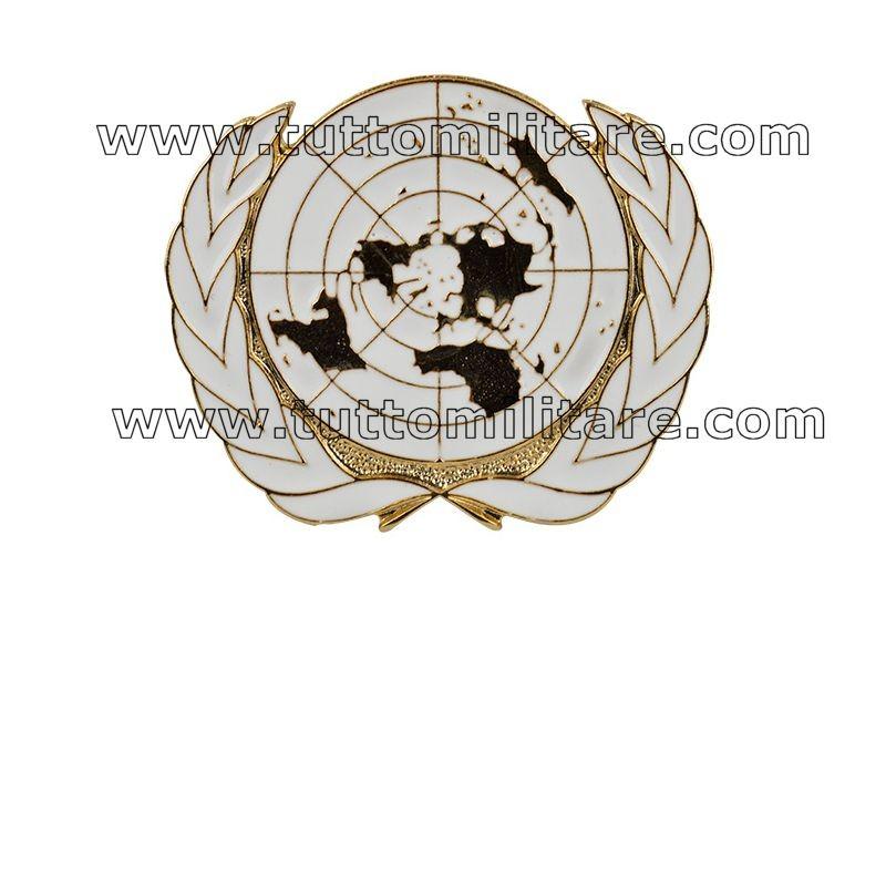 Fregio Basco ONU Nazioni Unite 7a6e1264e8b2