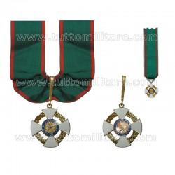 Commendatore Ordine Merito Repubblica Italiana