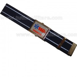 Cinturino Blu 118 Soccorso Sanitario
