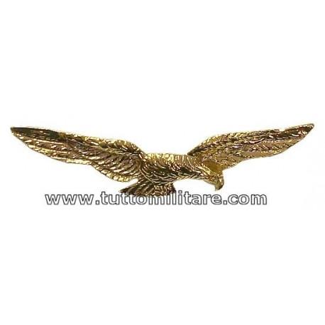 Distintivo Metallo Aquila Pilota Civile