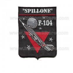 Scudetto Spillone F-104 Aeronautica