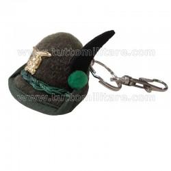 Portachiavi Cappello Alpino