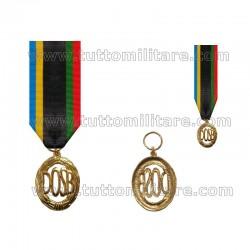 Medaglia DOSB Oro Deutsche Sportabzeichen