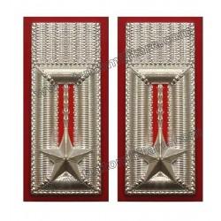 Alamari in Metallo per Camicia Carabinieri