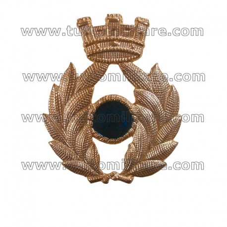 Fregio Metallo per Berretto Amministrazione Esercito