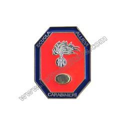 Distintivo Scuola Allievi Carabinieri Corso Riammittendi