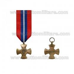 Croce Bronzo Merito Arma Carabinieri