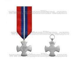 Croce Argento Merito Arma Carabinieri
