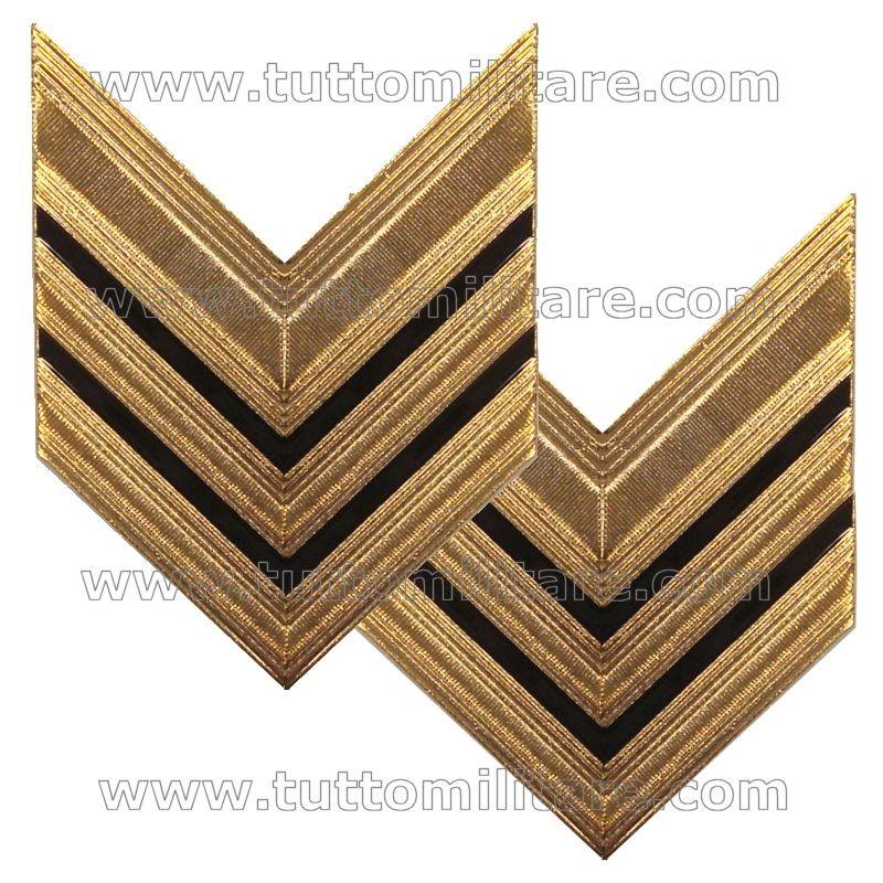 Gradi Metallo Sergente Maggiore Esercito b9bda790ecfc