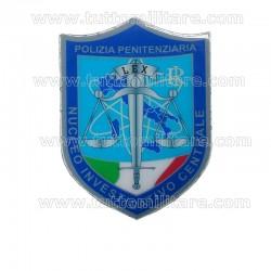 Scudetto Nucleo Investigativo Centrale Polizia Penitenziaria