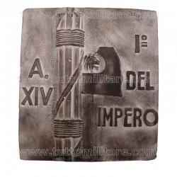 Tavola Fascio Littorio A XIV 1° Del Impero