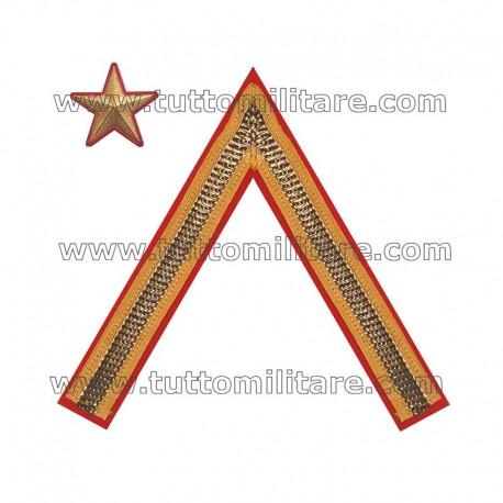 Grado Luogotenente per Cappello Alpino