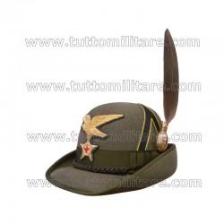 Cappello Alpino Sergente Sanità Alpina