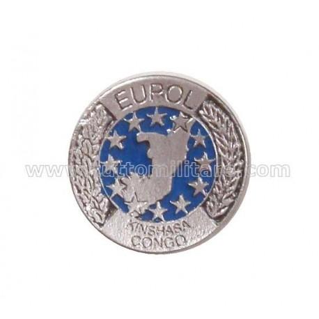 Distintivo EUPOL Kinshasa Congo