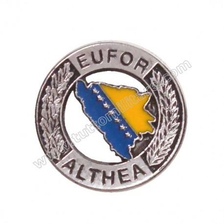 Distintivo Althea Eufor